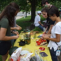 Garden Commons Salsa Party Harvest Fest!