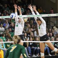 Volleyball vs. North Dakota State