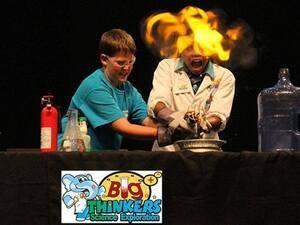 Aurora Children's Playhouse Presents:  Phenomenal Physics