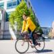 UCSF Biking at the Farmer's Market @ Mission Bay