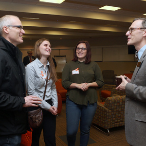 Honors Open House - Falcon Family Weekend