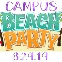 Campus Beach Party/Organizations Fair