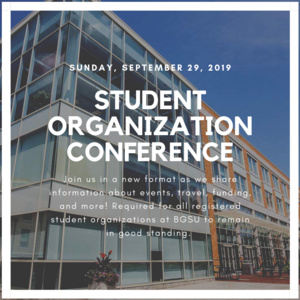 Student Organization Conference