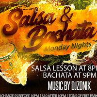 Salsa and Bachata