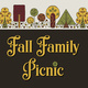 College of Education Fall Family Picnic