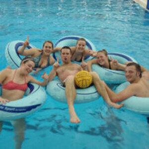 Intramural Inner-Tube Water Polo Tournament Mandatory Captain's Meeting & Registration Deadline