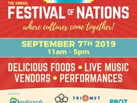 2019 Festival of Nations Multicultural Festival