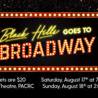 Black Hills Goes to Broadway