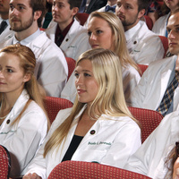 School of Dentistry White Coat Ceremony