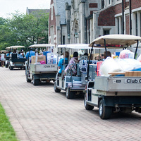 NSO: Move-In/Check-In (Walters Hall)