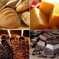 Chemistry Illuminated: Bread, Cheese, Coffee, Chocolate