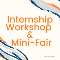 Internship Workshop & Fair