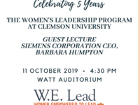 Celebrating 5th Anniversary of the Women's Leadership Program