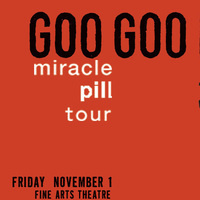 Goo Goo Dolls Miracle Pill Tour