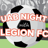 UAB Night with Legion FC