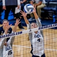 Volleyball vs. Southern Miss