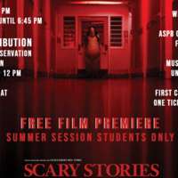 Free Film Premiere: Scary Stories to Tell in the Dark