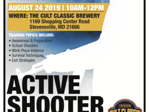 Active Shooter Training: Free Community Event