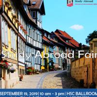 27th Annual Study Abroad Fair