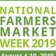 2019 National Farmers Market Week
