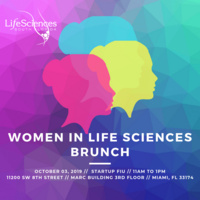 Women in the Life Sciences Brunch with Life Sciences South Florida