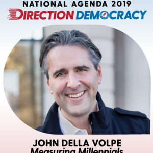 National Agenda 2019 with John Della Volpe