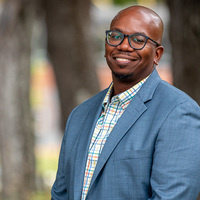 """""""How I Got Here"""" Speaker Series with Marcus Langford, Associate Dean of Students"""
