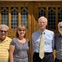 Enterprise Systems' Donchez, Lennon, Wagner, and Wambold Retirement Reception