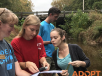 SC Adopt-a-Stream Physical/Chemical and Bacteria Monitoring Certification