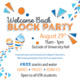 College of Liberal Arts Welcome Back Block Party