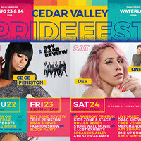 Cedar Valley Pridefest