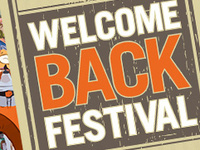 Welcome Back Festival 2019