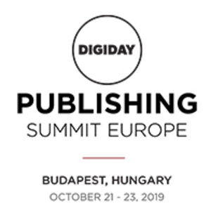 Digiday Publishing Summit Europe