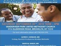 Prostate Cancer Screening & Wellness Fair