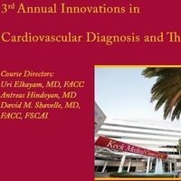 3rd Annual Innovations in Cardiovascular Diagnosis and Therapy