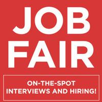 Dining Services Job Fair