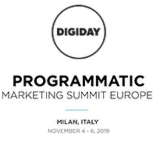 Digiday Programmatic Marketing Summit Europe