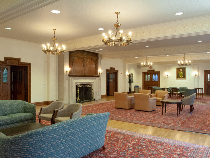 Women's Building Formal Lounge