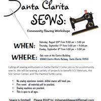Santa Clarita Sews: Community Sewing Workshops