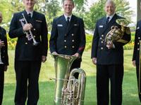 Brass Department Guest: US Navy Band Brass Quintet