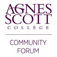 Agnes Scott College 2019 Community Forum