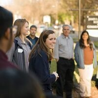 Inauguration Day Campus Tours