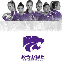 Volleyball:  K-State at Texas Tech