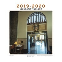 University Unions 2019-20 Calendars are now available