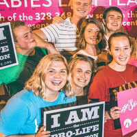 Students for Life Outreach Tabletop