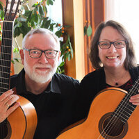 Faculty Artist Series: Waller and Maxwell Guitar Duo