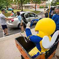 Arts, Sciences and Engineering: Student Move-In Day and Orientation