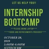 Internship Bootcamp Workshop