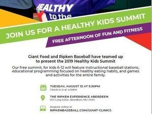 GIANT® HEALTHY KID SUMMIT