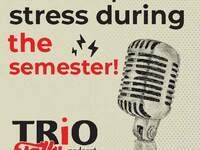 How to cope with stress during the semester!